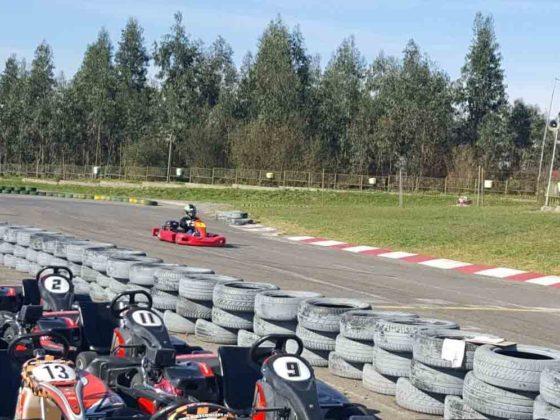 Carrera Karts Despedida Gijón