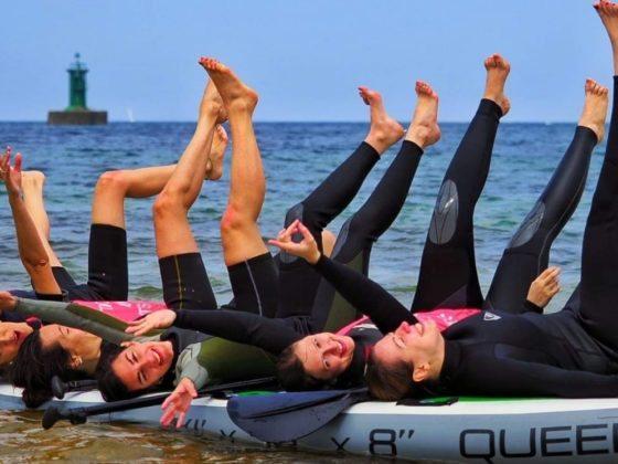 alquiler paddle surf Gijón
