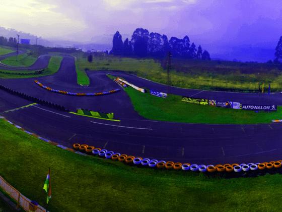 circuito de karting en Gijón. Karting en Asturias