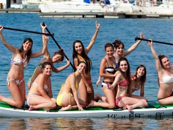 paddle surf Gijón