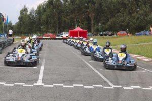 despedidas en otoño carrera de karts en karting Gijón