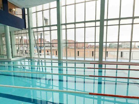 piscina talaso en Gijón