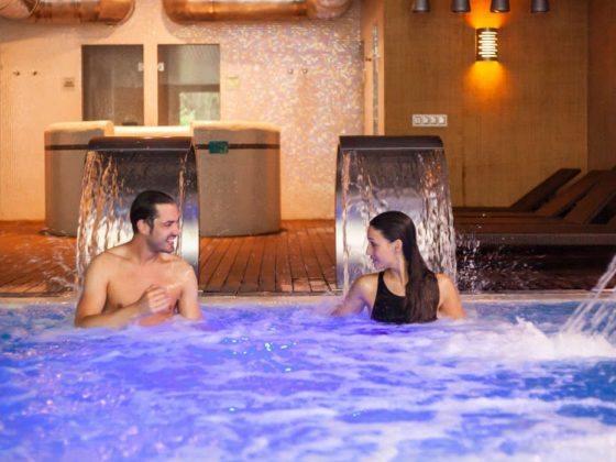 escapada de fin de semana en el spa privado en Gijón
